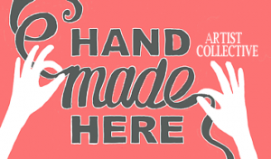 Hand Made Here logo