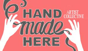 Hand Made Here logo